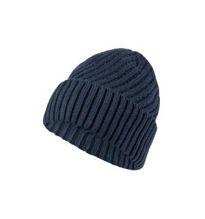 Women Twill Beanie.atlanta blue.E