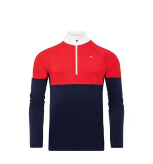 Men Race Midlayer Half-Zip.atlanta-scarl