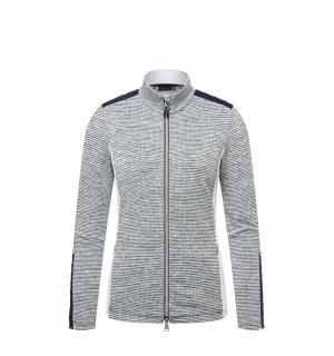 Women Radun Midlayer Jacket.whit mel.atl