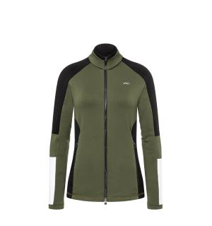 Women Formula Midlayer Jacket.int green-