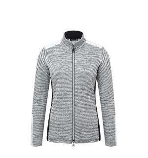Women Radun Midlayer Jacket.white mel.-w