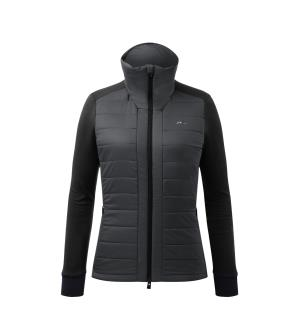 Women Mundin Midlayer Jacket.38.black me