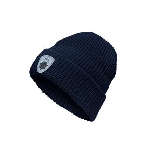 Women Knit Beanie.E.atlanta blue